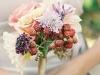 Ramos de novia originales: Colores y frutas