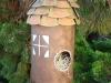 Reciclaje creativo con botellas de plástico: casa para pájaros