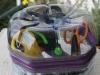 Reciclaje creativo con botellas de plástico: estuche