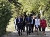 Reina Letizia cumpleaños en EEUU: con el Rey Felipe VI caminando por la residencia de George Washington