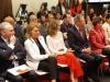 Reina Letizia estilo working girl en el Día de la Banderita 2016: durante el acto