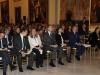 Reina Letizia look black & white en Sevilla: acto