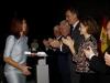 Reina Letizia look con chaqueta étnica de Zara: entrega del diploma a Edurne Pasaban