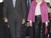 Reina Letizia look con culottes en ARCO 2016: look de Uterqüe