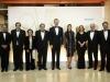 Reina Letizia look glam en los Premios Mariano de Cavia 2016: posando con los galardonados