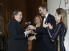 Reina Letizia look glam en los Premios Mariano de Cavia 2016: premio a Juan Manuel Serrano Becerra
