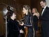 Reina Letizia look glam en los Premios Mariano de Cavia 2016: premio a Victoria Prego