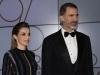 Reina Letizia look glam en los Premios Mariano de Cavia 2016: portada