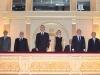 Reyes inauguración temporada Teatro Real 2015: palco