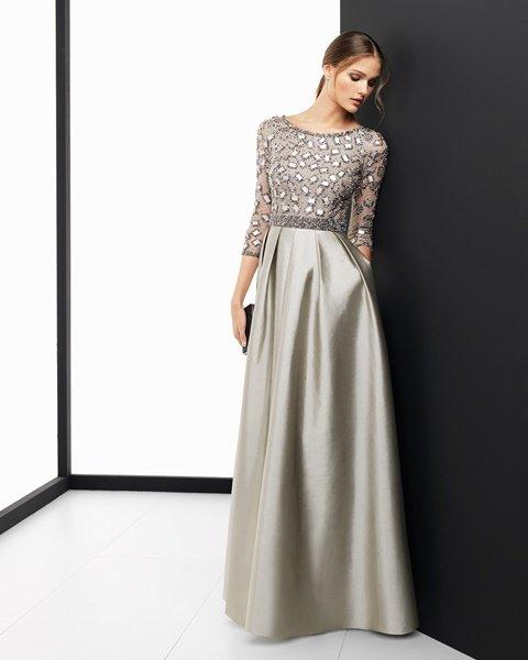 Vestidos de fiesta rosa clara venta online