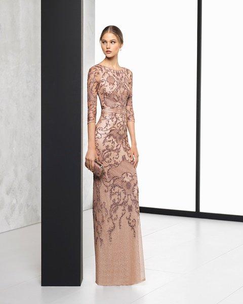 Rosa Clará Vestidos De Fiesta 2018 El Cóctel Más Elegante
