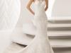 Rosa Clará vestidos de novia 2018: modelo Abira