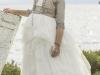 Rubio Kids Comunión 2016: niña modelo blanco con chaqueta