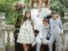 Rubio Kids Comunión 2017: niñas y niños azul