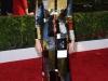 SAG Awards 2016 alfombra roja: Alicia Vikander de Louis Vuitton