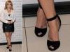 Sandalias al tobillo Demi Lovato de Topshop