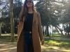 Sara Carbonero biografía: Instagram look con abrigo