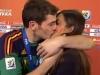 Sara Carbonero biografía: beso en el Mundial con Casillas