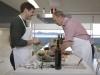 Sara Carbonero y Casillas en el programa de Bertín Osborne: cocinando