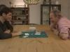 Sara Carbonero y Casillas en el programa de Bertín Osborne: jugando al mus
