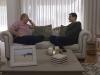 Sara Carbonero y Casillas en el programa de Bertín Osborne: sofá