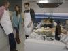 Sara Carbonero y Casillas en el programa de Bertín Osborne: en la concina