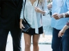 Shakira y Sasha viaje a Nueva York: a su llegada a un acto