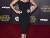 Sofia Vergara look estreno Star Wars: little black dress