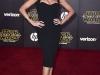 Sofia Vergara look estreno Star Wars: little black dress