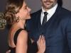 Sofia Vergara look estreno Star Wars: posando con Joe Manganiello miradas