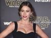 Sofia Vergara look estreno Star Wars: peinado Princesa Leia