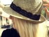 Sombreros en primavera: portada