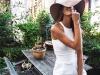 Sombreros en primavera: pamela