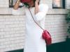 Sombreros en primavera: rojo