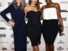 Sports Illustrated 2016 fiesta en NY: Ashley Graham, Philomena Kwao y Nicola Griffin