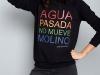 Sudaderas Invierno 2016: Dolores Promesas modelo Agua pasada no mueve molino