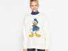 Sudaderas Invierno 2016: Zara modelo Pato Donald