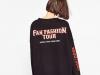 Sudaderas Invierno 2016: Zara modelo rock