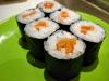 Sushi: makisushi de salmón