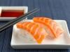 Sushi: Nnigiri de salmón