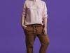 Tania Llasera biografía: Violeta by Mango campaña