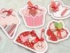 Tarjetas de San Valentín: Preciosas