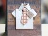 Tarjetas para el día del padre: con camisa