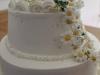 Tartas de boda personalizadas: margaritas