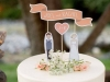 Tartas de boda personalizadas: nombres