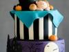 Tartas de Halloween: Diseño 1