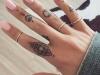 Tatuajes en los dedos: varios
