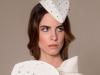 Tocados y diademas para novias 2018 Mibúh: modelo con piedras de colores