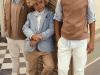 Trajes de ceremonia para niños 2017: El Corte Inglés Bass 10 marrón