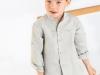 Trajes de ceremonia para niños 2017: Pili Carrera beige pardo